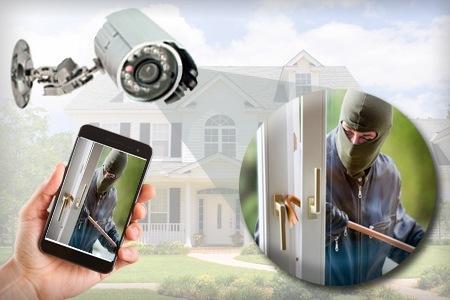 امنیت دوربین های تحت شبکه IP