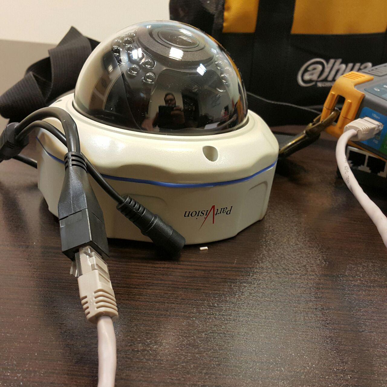 نصب دوربین مدار بسته شبکه شبکه2