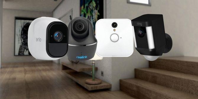نصب دوربین مداربسته در منزل